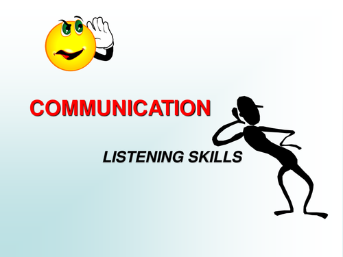 Effective communication by wgenterprise Teaching Resources TES – Communication Skills Ppt