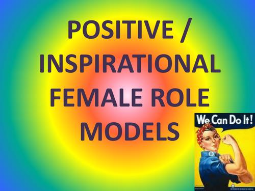Positive female role models