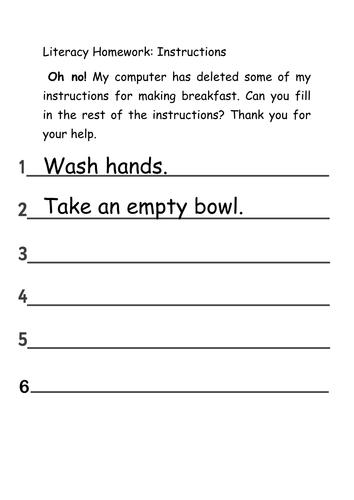 procedure text how to make milk tea