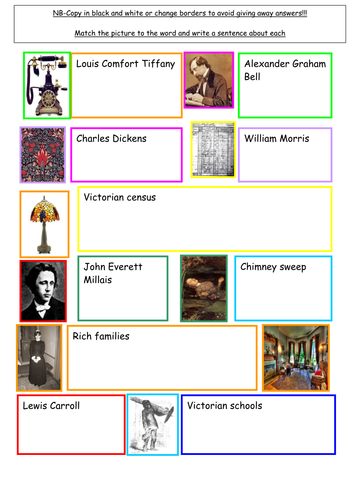 Victorian Pack Worksheets And Activities 6109815 on Types Of Literature Worksheets