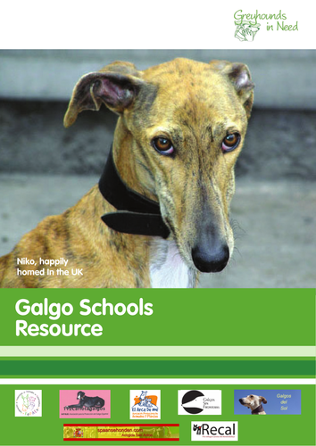 Galgo Schools Resource, Teacher Guidance (English)