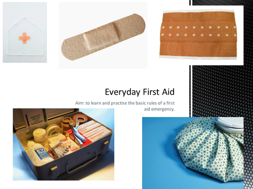 Everyday First Aid