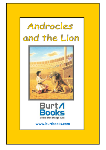 Androcles and the Lion language theme