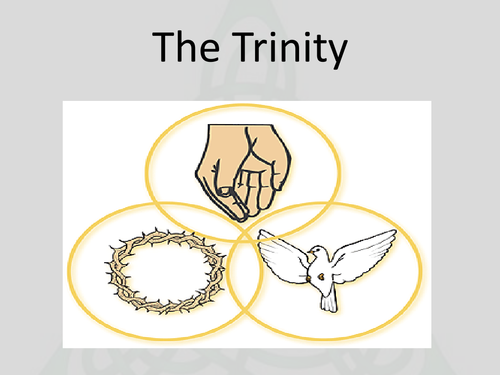Agapegeek Teachings On The Trinity: The Trinity By Alexroe