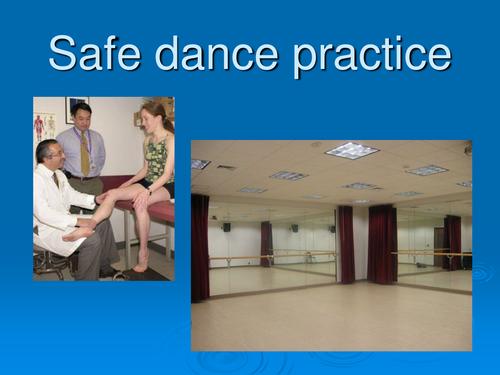 Safe Dance Practise