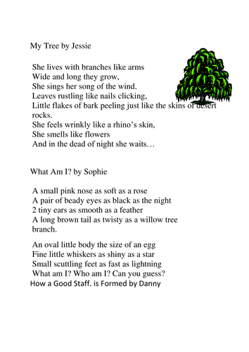 A Good Poem On Nature