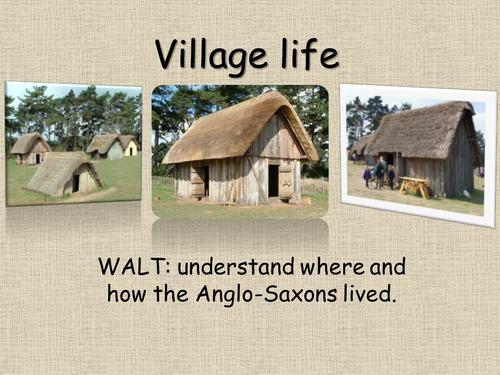 Anglo Saxon Medium term plan