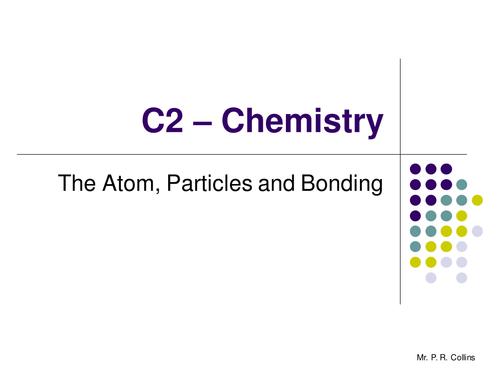Chemistry C2 Revision (Part 1)