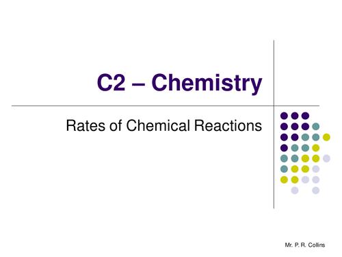 Chemistry C2 Revision (Part 4)