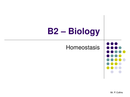 Biology B2 Revision (Part 7)