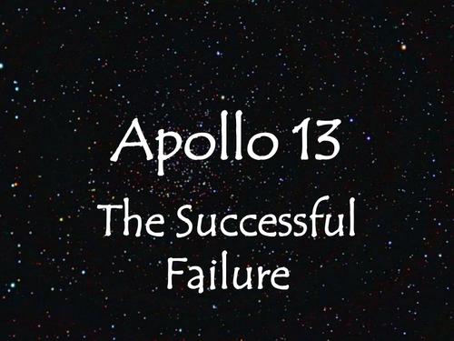 Apollo 13 ppt by alibobby Teaching Resources TES – Apollo 13 Worksheet