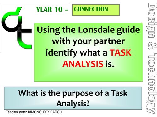 ttt1 task 1 analysis papaer