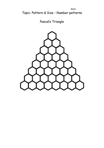 Twelve days of Xmas and Pascal's Triangle by kyliew52