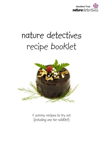 Recipes - Recipe Booklet