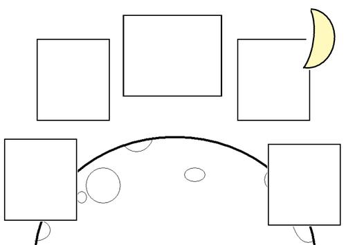 Ks1 Story Mapstory Plan Space Theme Template By Rosiefrancesca