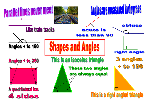 Image result for shapes and angles