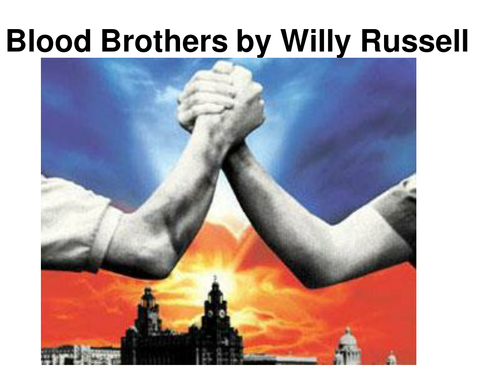 Blood Brothers- the story