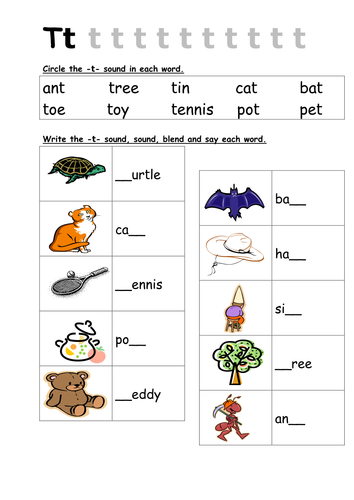Satpin Lettersounds Teaching Resources