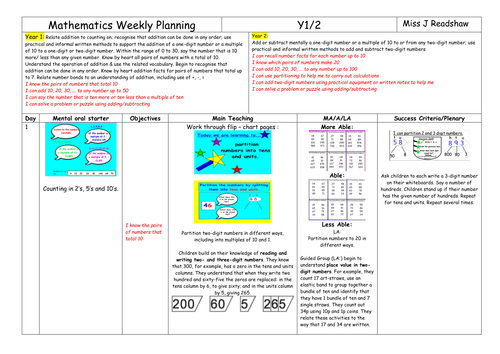 Number teaching resources: Place value | TES