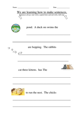 Jolly Grammar activities and worksheets