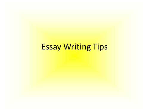 essay writing course london