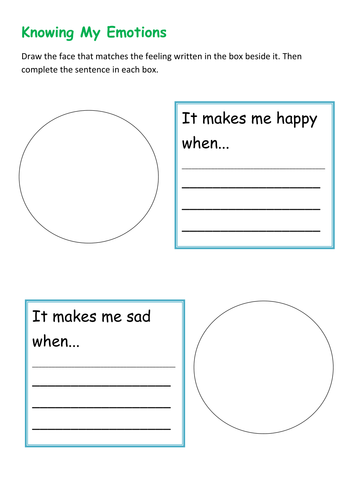 What Makes Me Happy By Neridadyball Teaching Resources