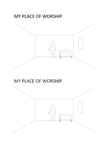 places of worship by duckboytom teaching resources tes. Black Bedroom Furniture Sets. Home Design Ideas