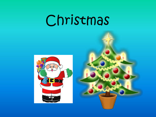 A powerpoint about Christmas by ruthbentham - Teaching Resources - Tes