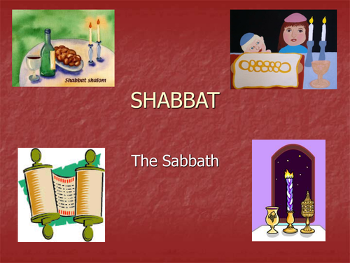Shabbat By Lisaidd Teaching Resources Tes