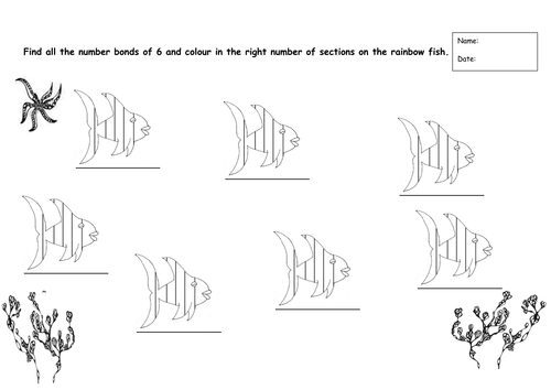 All Worksheets Rainbow Fish Worksheets Kindergarten Free – Rainbow Fish Worksheets