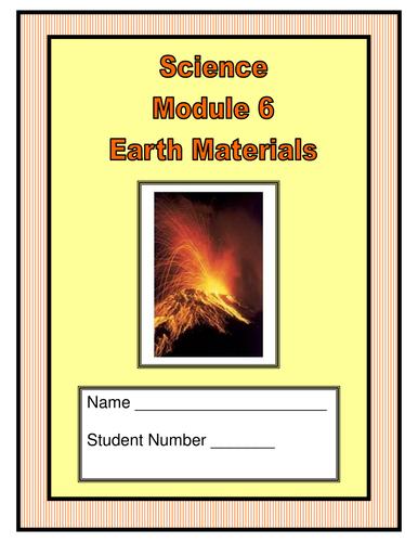 MODULE6 EARTHMATERIALS