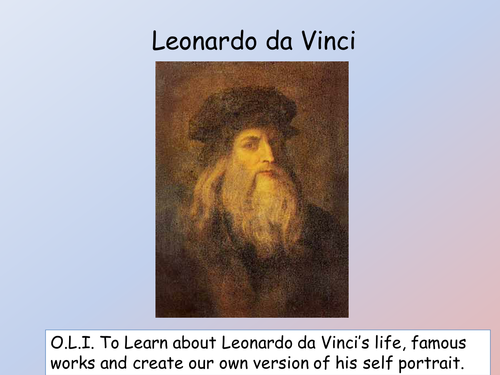leonardo da vinci biography essay Leonardo da vinci is known as leonardo also participated in i believe that your work is exceptional and i highly appreciate your assistance in writing my essay.