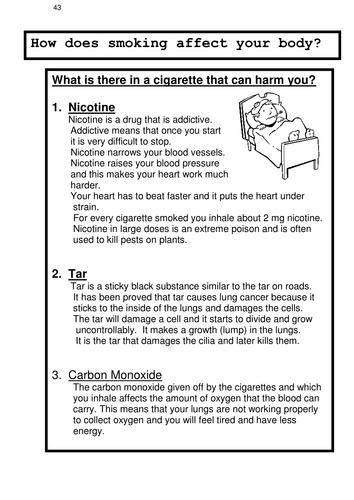 Unit 9b RESPIRATION 13  smoking