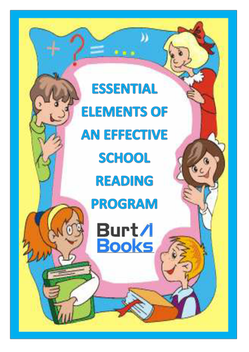 ESSENTIAL ELEMENTS OF AN EFFECTIVE SCHOOL READING