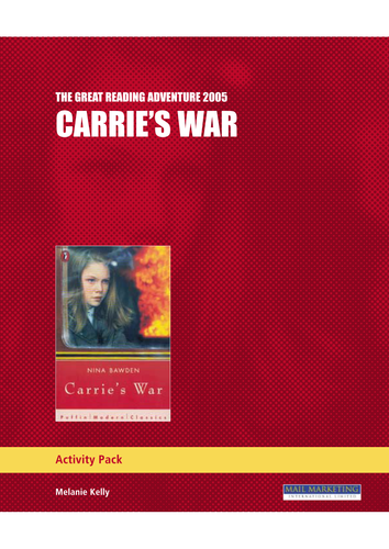 Carrie's War Lessons