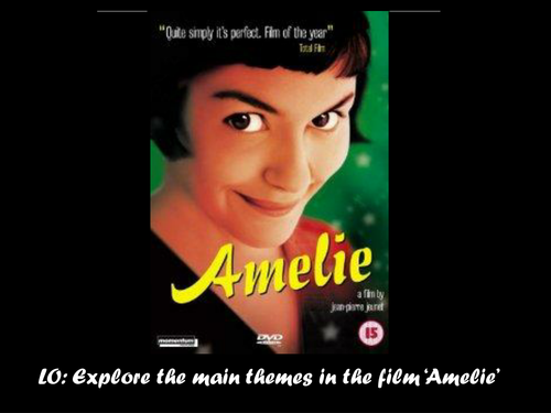 Introduction to Amelie