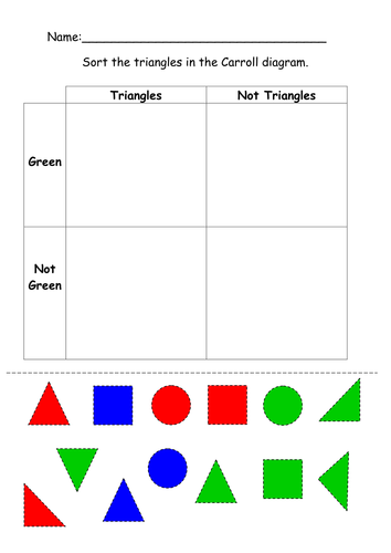 Carrol diagram 2d shapes cut and stick by ruthbentham teaching carrol diagram 2d shapes cut and stick by ruthbentham teaching resources tes ccuart Images