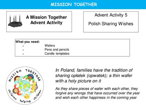 Polish Sharing Wishes