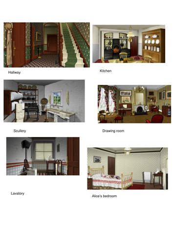Lesson Plan Activities Victorian Homes Teaching Resources