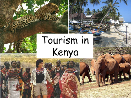 Lesson on tourism in Kenya by tandrews11 | Teaching Resources