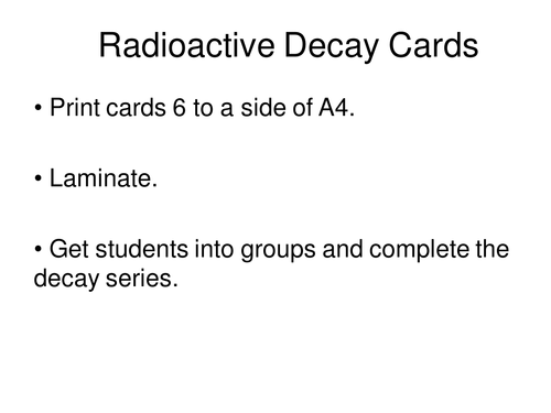 Carbon Dating half life activity by Devlinfish Teaching – Radioactive Dating Worksheet