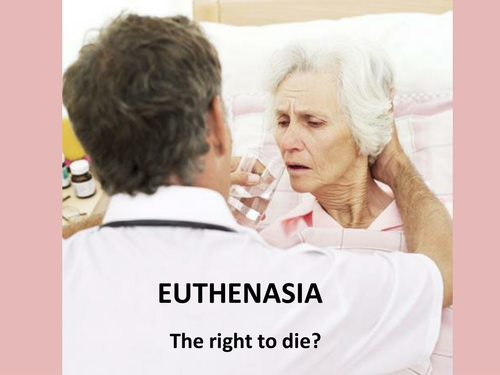 Euthenasia powerpoint