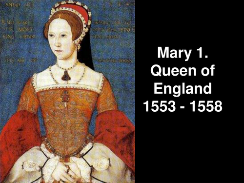 Facts about Mary 1