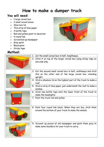 instruction leaflet template - instruction writing examples of instructions by