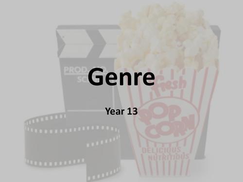 Genre Media Language