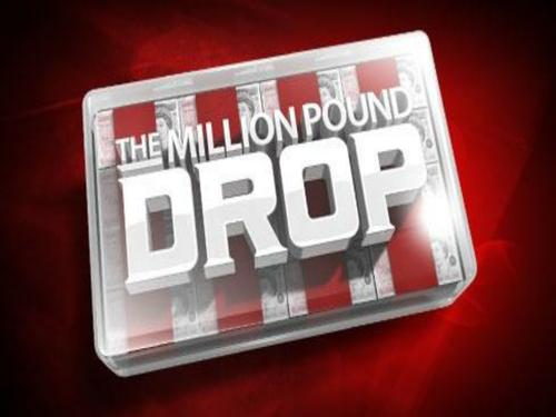 Million pound drop - sound