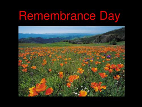 Rememberance Day