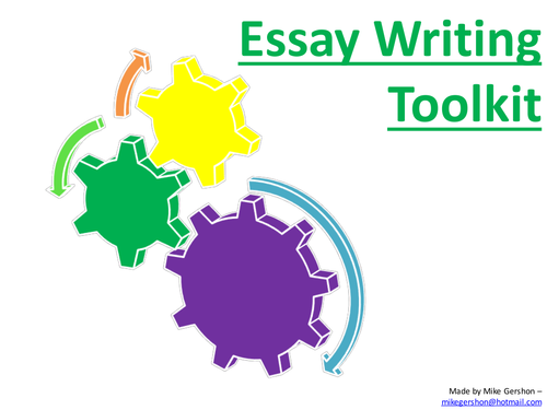 Essay Writing Toolkit