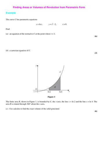 Parametric Integration