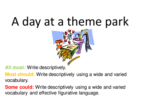 A day at the park essay